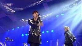 day by day (150118 inkigayo) - high4