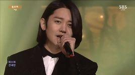 your voice (150118 inkigayo) - noel