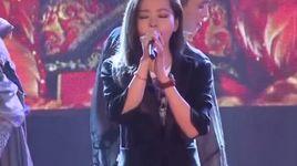 bia khong ten (live) - jane zhang (truong luong dinh)