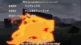 niwaka ame nimo makezu (naruto shippuuden opening 13) (vietsub, kara) - nico touches the walls