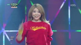 wiggle wiggle (150109 music bank) - hello venus