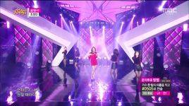 dummy bear (150110 music core) - jo jung min
