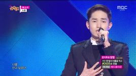 your voice (150117 music core) - dang cap nhat