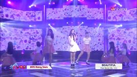beautiful (150102 simply kpop) - park bo ram