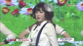 what about you (150102 simply kpop) - laboum