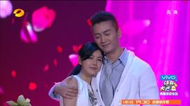 ta va nang (141227 happy camp - couple sing and dance passionately) - michelle chen (tran nghien hy), chen xiao (tran hieu)