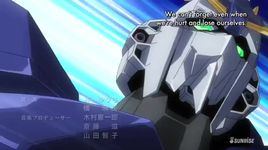 cerulean (gundam build fighter try opening) - back-on