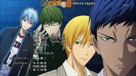 start it right away (kuroko no basket ending) - hyadain