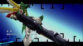 nibun no ichi (gundam build figher opening) - back-on