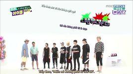 got7 cut - weekly idol (tap 156) (vietsub) - got7