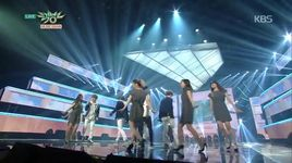 the winter's tale (150123 music bank) - btob