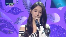 cry again (150123 music bank) - davichi