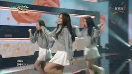 glass bead (150123 music bank) - gfriend