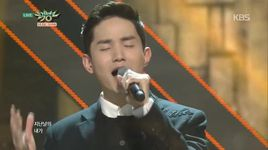 your voice (150130 music bank) - noel