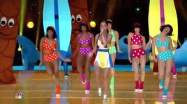 roar, dark horse, california gurls, work it, lose control & firework (super bowl 2015) - katy perry