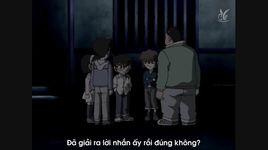 conan tap 396: chuyen tham hiem ngoi nha ky quai (pha an) - detective conan