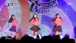 candy jelly love (150108  the show) - lovelyz