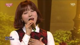 child in time (150201 inkigayo) - sunny hill