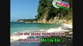 lk ben tre - cho lach - mo cay - giong trom (karaoke) - v.a