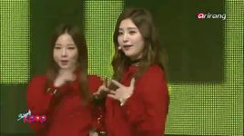 up & down (150123 simply kpop) - exid