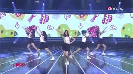 glass bead (150206 simply kpop) - gfriend