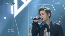 crazy (guilty pleasure) (150206 music bank) - jong hyun (shinee)