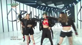 crazy (150213 music bank) - 4minute