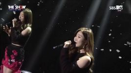 cry again (150203 the show) - davichi