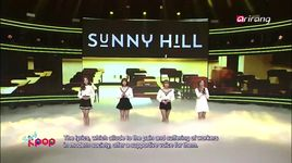 child in time (150220 simply kpop) - sunny hill