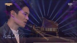 my love (150215 inkigayo) - eddy kim