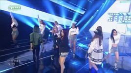 cut it out (150215 inkigayo) - 4minute