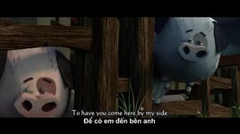 i love you too much (the book of life ost) (vietsub) - diego luna, gustavo santaolalla