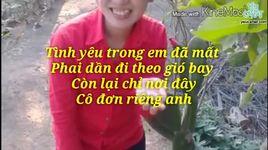 chac ai do se ve cover (lyrics) - leedon kjd
