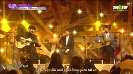jewelry box in my heart + wedding cake (141231 mbc gayo daejun) (vietsub) - infinite, baek hyun (exo), chan yeol (exo)