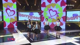 because of you (150227 simply kpop) - berry good