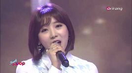 child in time (150306 simply kpop) - sunny hill