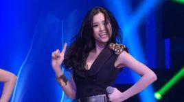 single ladies (nhay cung dam me, gap beyonce tai uc) - dong nhi