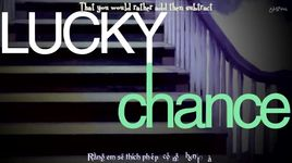 by chance ( you & i ) (handmade clip) - j.r.a