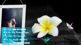 tinh da muon (handmade clip) - my phuong