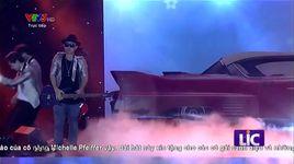 uptown funk (the remix - hoa am anh sang 2015) - phuc bo, dj le trinh