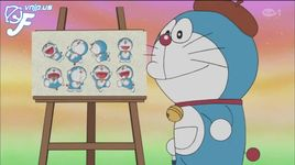 doraemon tap 198: that kinh! sieu em be - doraemon