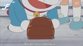 doraemon tap 363: che tao canh cua than ky - chim hac bao an - doraemon
