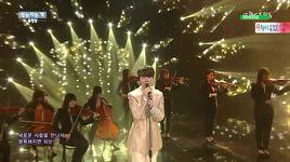 time forgets (150322 inkigayo) - yoon hyun sang