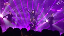 paradise lost (150322 inkigayo) - ga-in (brown eyed girls)