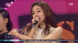 wifey (150322 inkigayo) - ns yoon-g