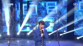 time forgets (150405 inkigayo) - yoon hyun sang