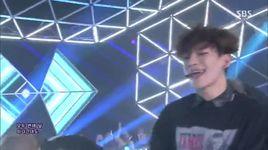 call me baby (150405 inkigayo) - exo