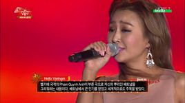 hello vietnam (music bank in hanoi 2015) - hyorin (sistar)