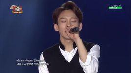 nguoi ay (music bank in hanoi 2015) - exo