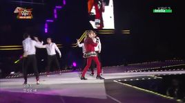 deja boo (music bank in hanoi 2015) - jong hyun (shinee), zico (block b)